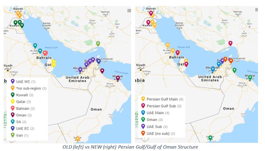 Xeneta Persian Gulf