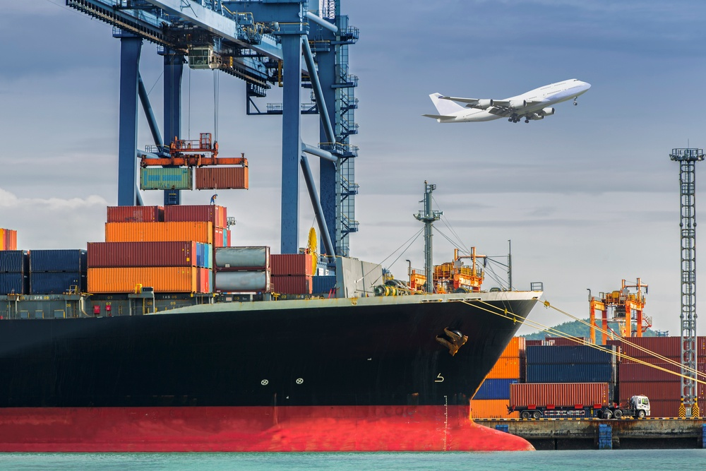 air freight versus sea freight