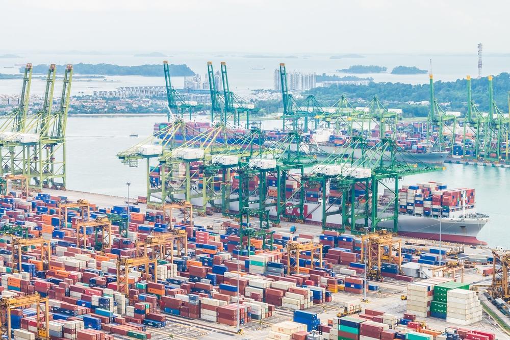 landscape container port vgm solas