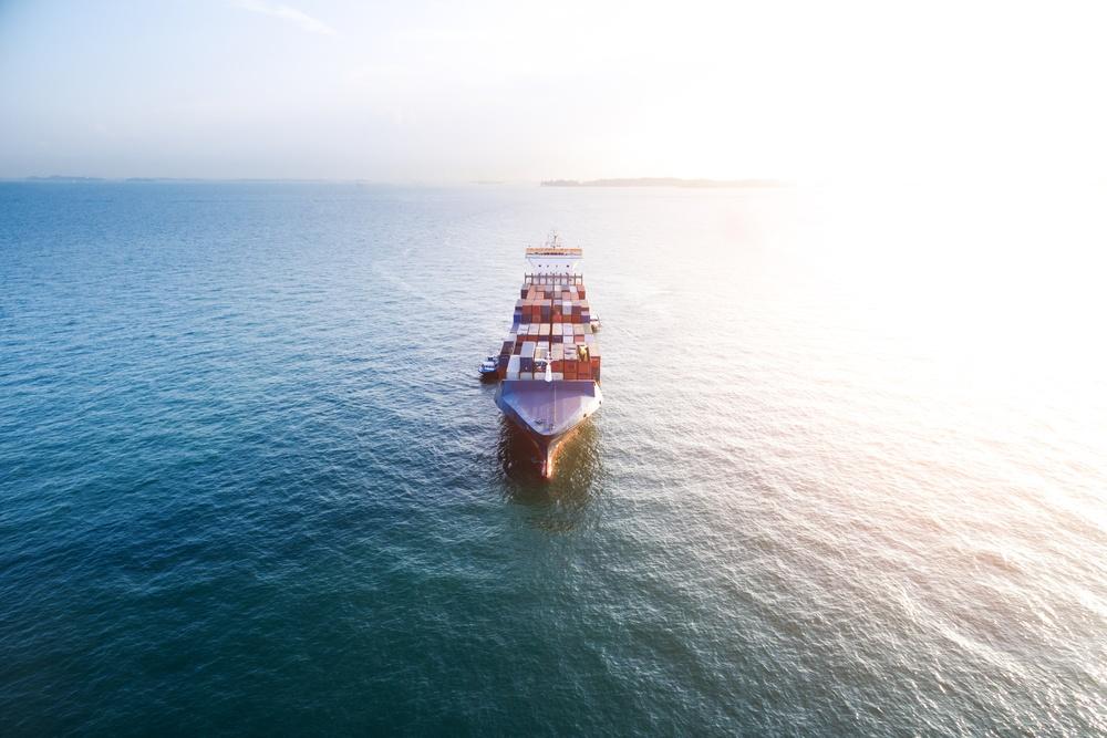 ocean cargo ship