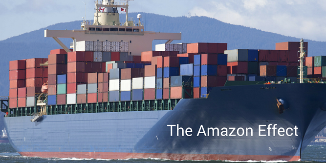 The Amazon Effect On The Ocean Freight Forwarding Industry