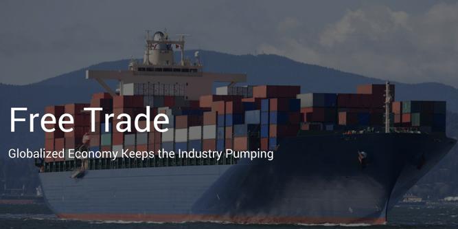 Xeneta Free Trade