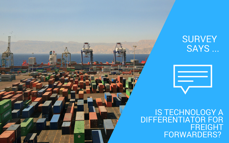 How Technology Is a Differentiator for Top Freight Forwarders