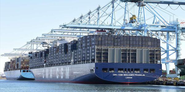 Mega Ships Dilemma and an Economic Slowdown - feb 19 newsletter