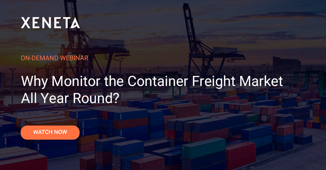 Why Monitor Container Freight Market