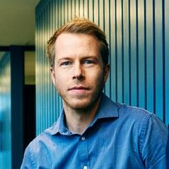 Patrik Berglund Xeneta