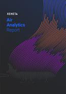 xeneta air analytics report image