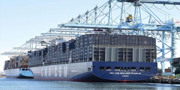 Mega Ships Dilemma and an Economic Slowdown - feb 19 newsletter